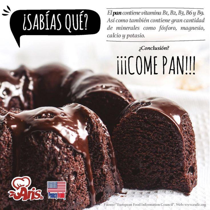 Mira lo que Aris tiene que decirte sobre el pan. ¡Te esperamos en #Mexipan2016!  #bread #pan #mexipan #delicious #delicioso #vitaminas #aris #mexicocity #cdmx #mexico