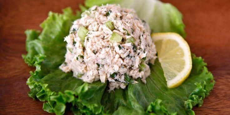 Τονοσαλάτα με ρύζι