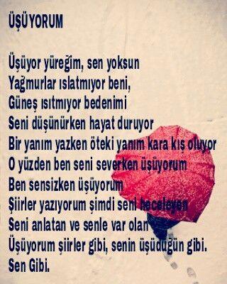 #şiir #üşüyorum #zekiates