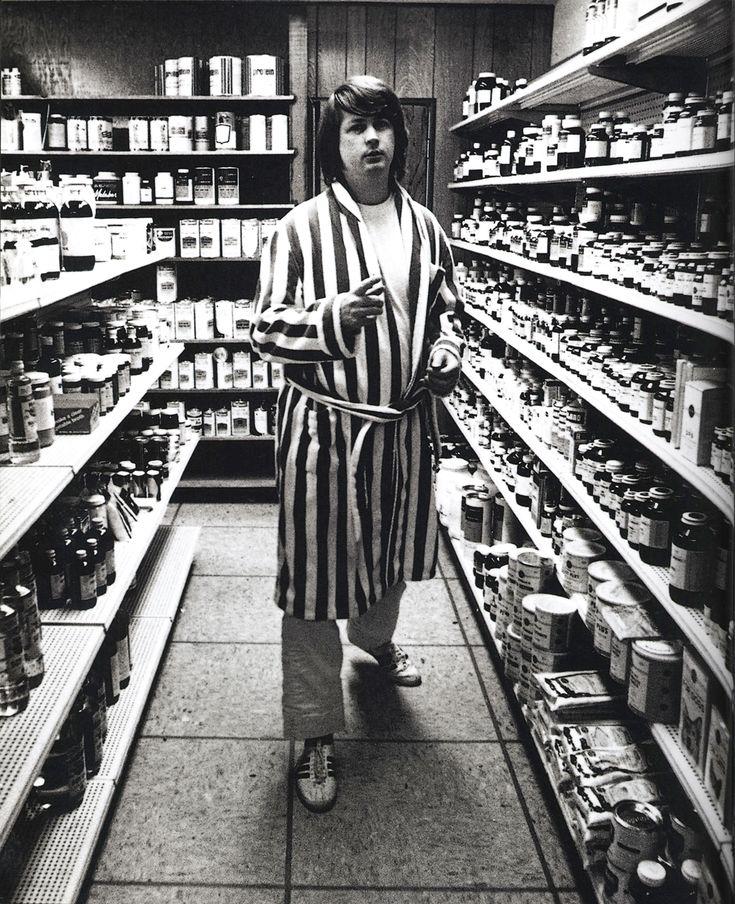 Photographer Annie Leibovitz - Brian Wilson, 1970