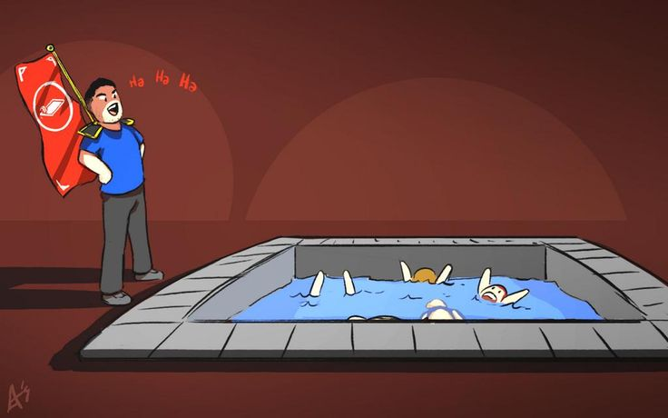 """✽Eric no Twitter: """"OVERLORD OF THE MURDER POOLS, @ALEXISG http://t.co/nZcGiXhHvs"""" ."""