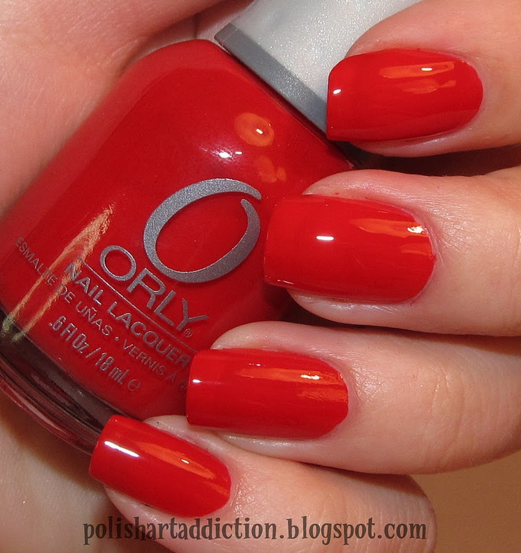 Orly, Haute Red
