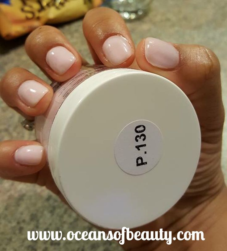 P.130 EZdip Gel Powder. DIY EZ Dip. No lamps needed, lasts 2-3 weeks! Salon Quality done right in your own home! For updates, customer pics, contests and much more please like us on Facebook https://www.facebook.com/EZ-DIP-NAILS-1523939111191370/ #ezdip #ezdipnails #diynails #naildesign #dippowder #gelnails #nailpolish #mani #manicure #dippowdernails