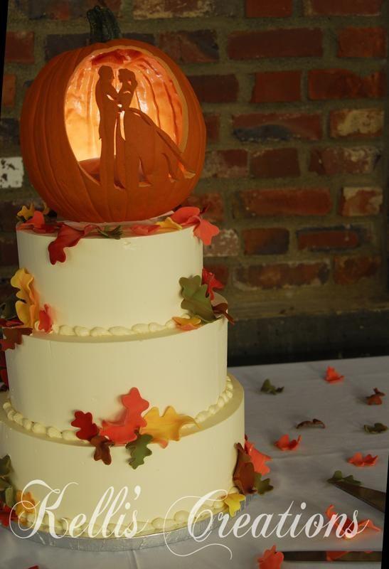22 Fun Pumpkin Wedding Cake Ideas For Fall Bake