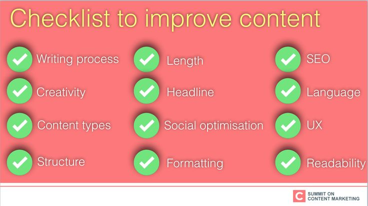 7 more tips to improve your content creation | Search Engine Watch