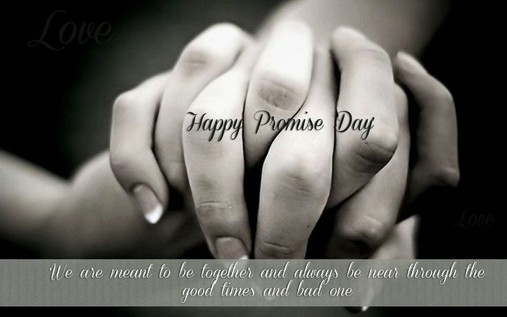 Happy promise  Day Images – Promise  day wishes, messages and quotes