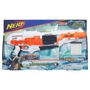 Nerf Doomlands Impact Zone Longarm Blaster : Target
