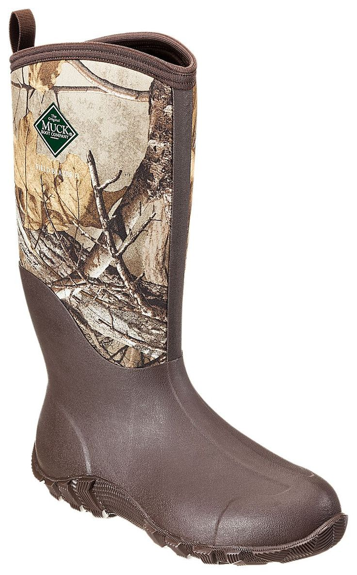 The Original Muck Boot Company Fieldblazer II Waterproof Hunting Boots for Men | Bass Pro Shops: The Best Hunting, Fishing, Camping & Outdoor Gear