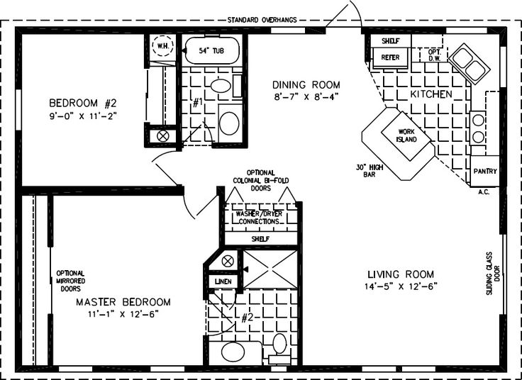 The 25 Best Manufactured Homes Floor Plans Ideas On