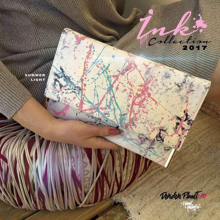 Lanzamos Ink Collection. Bolsos únicos pintados a mano. Limited Edition. By Dokidoki Planet