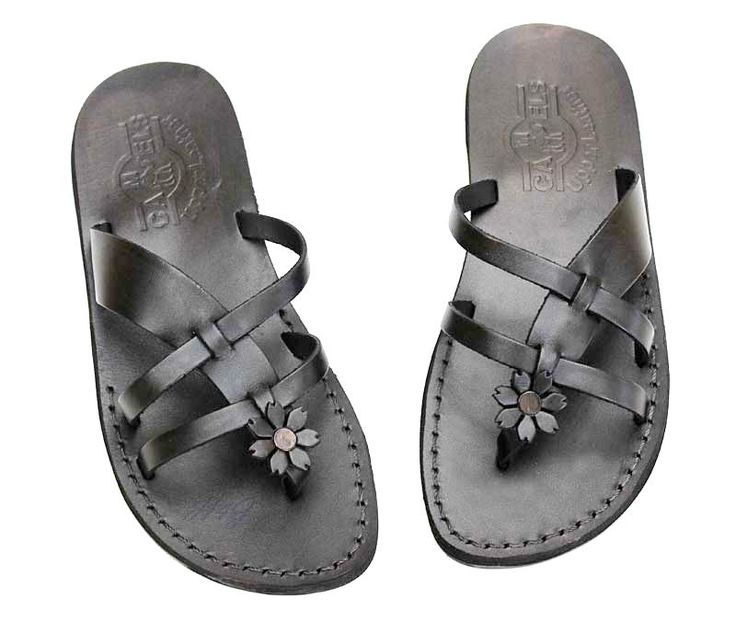 Holyland Sandals | 60 Black