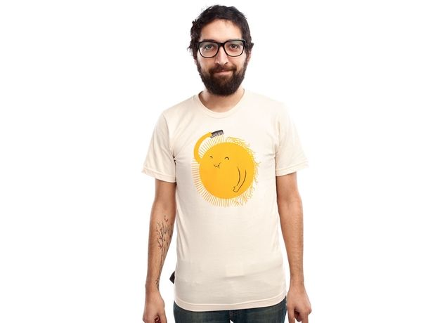 """Bad Hair Day"" - Threadless.com - Best t-shirts in the world"