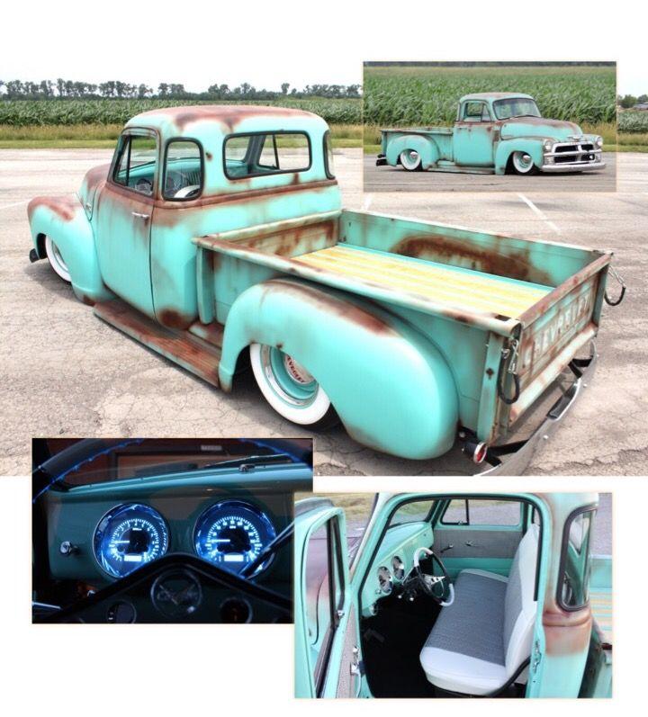 2847 best 1947-55 Advanced Design Trucks images on Pinterest   Chevy ...