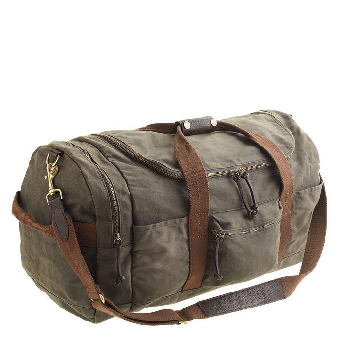 Abingdon sporting duffel - abingdon - Men's bags - J.Crew