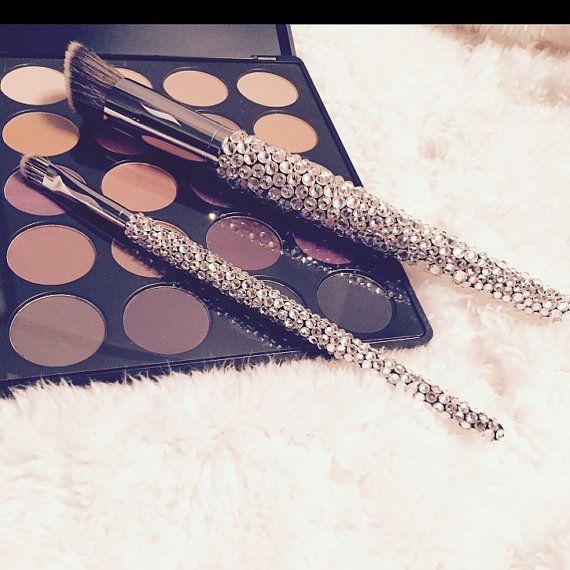 Swarovski Crystal Sephora Makeup Brushes by CrystalsAndCaviar