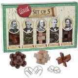 Great Minds puzzles (Amazon)