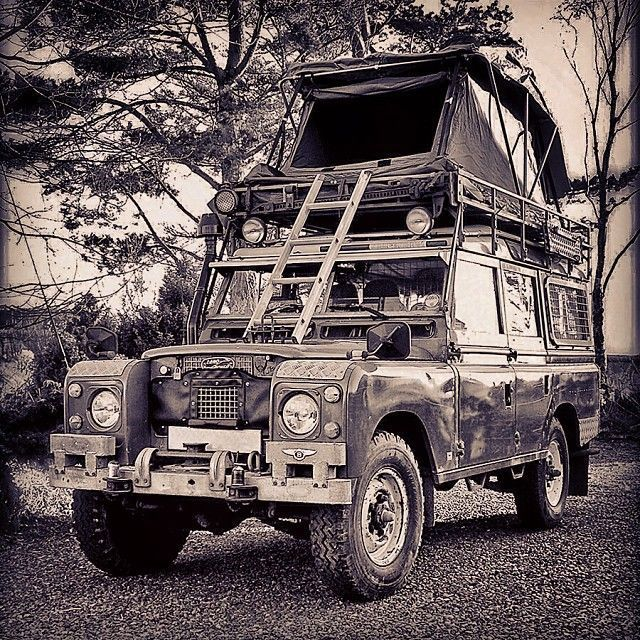 25 Best Classic Land-Rover Campers Images On Pinterest