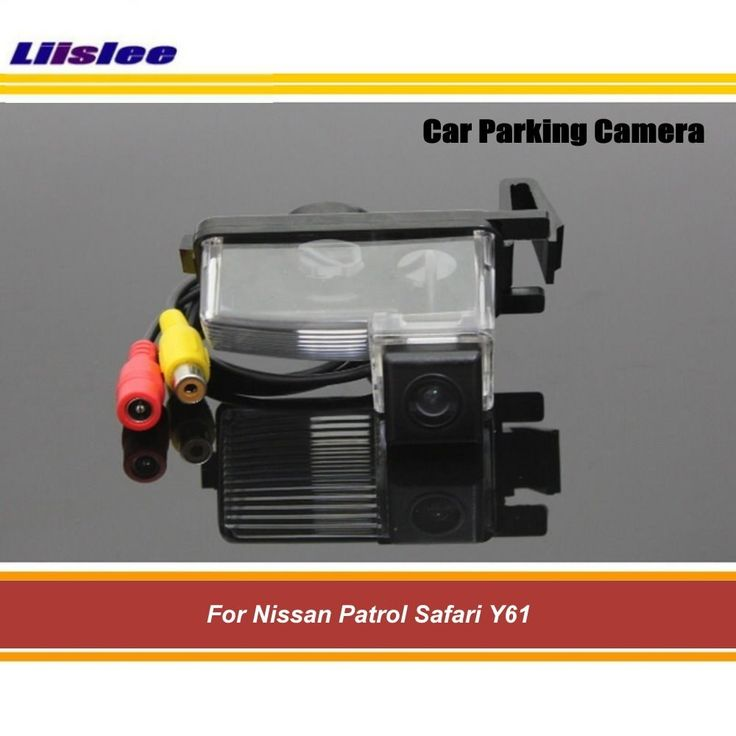 Liislee For Nissan Patrol Safari Y61 / CCD Night Vision / Car Reverse Rear View Back Up Camera / HD Back Up Reverse Camera