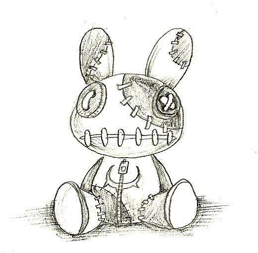 Voodoo by cjcat2266.deviantart.com on @DeviantArt