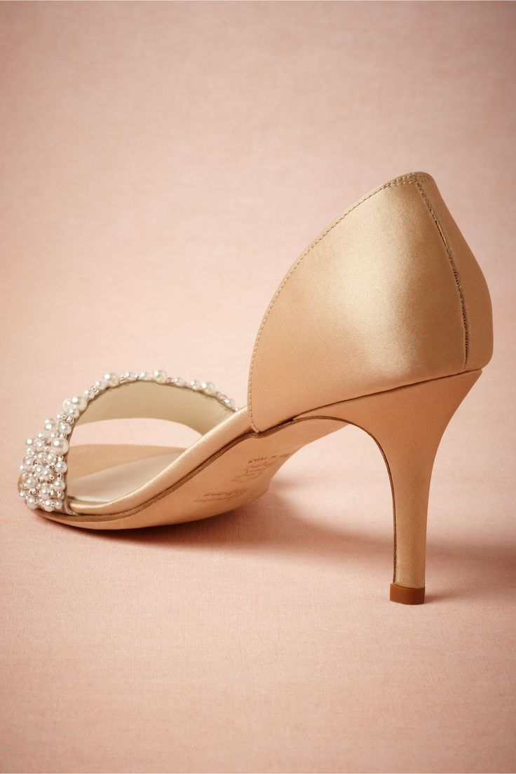Oyster Bed dOrsays from BHLDN