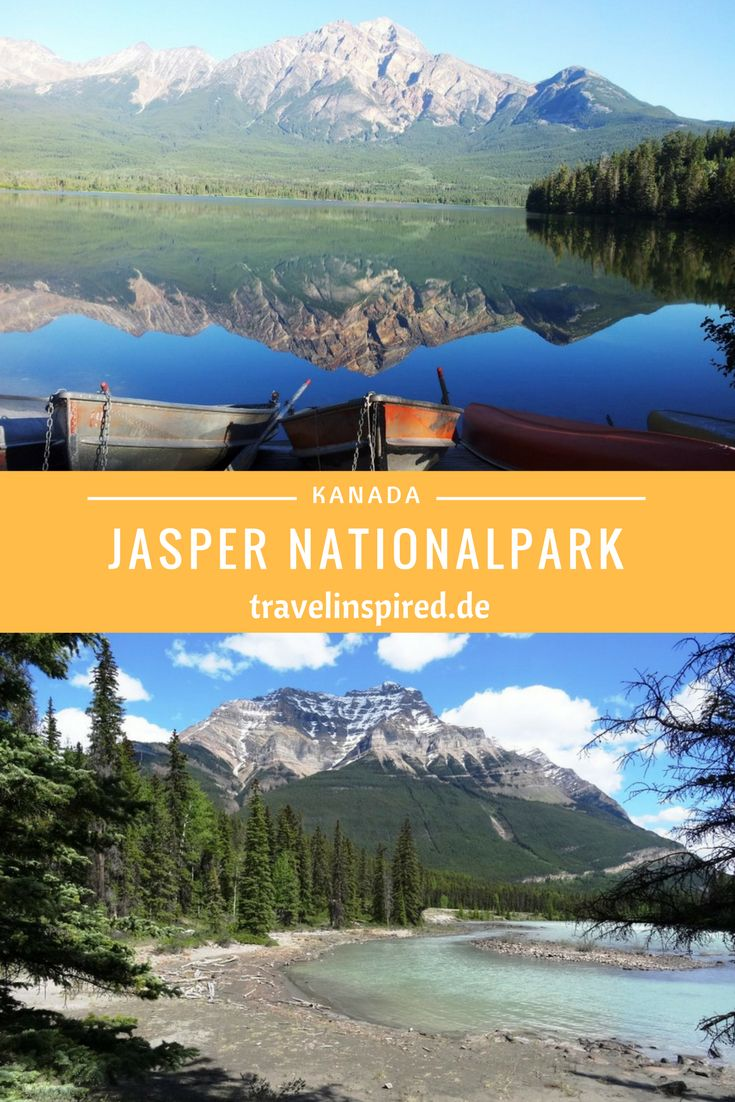 Highlights im Jasper Nationalpark – Reisebericht