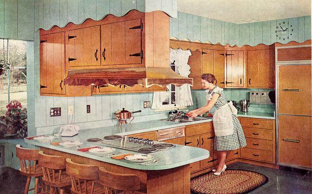 Best 370 Best 1940S 1950S Homes Images On Pinterest Vintage 400 x 300