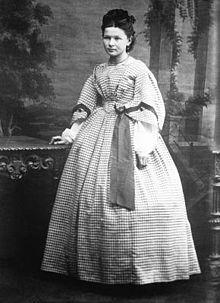 Bertha Benz at age 18. https://en.wikipedia.org/wiki/Bertha_Benz