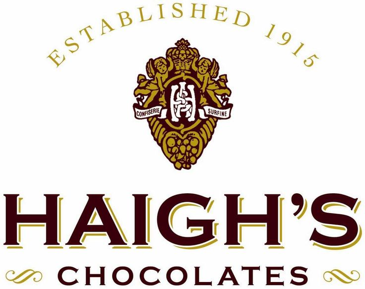 Haigh's chocolates • Adelaide city icon • Rundle Mall shop - South Australia - Simply the best and most delicious!!!