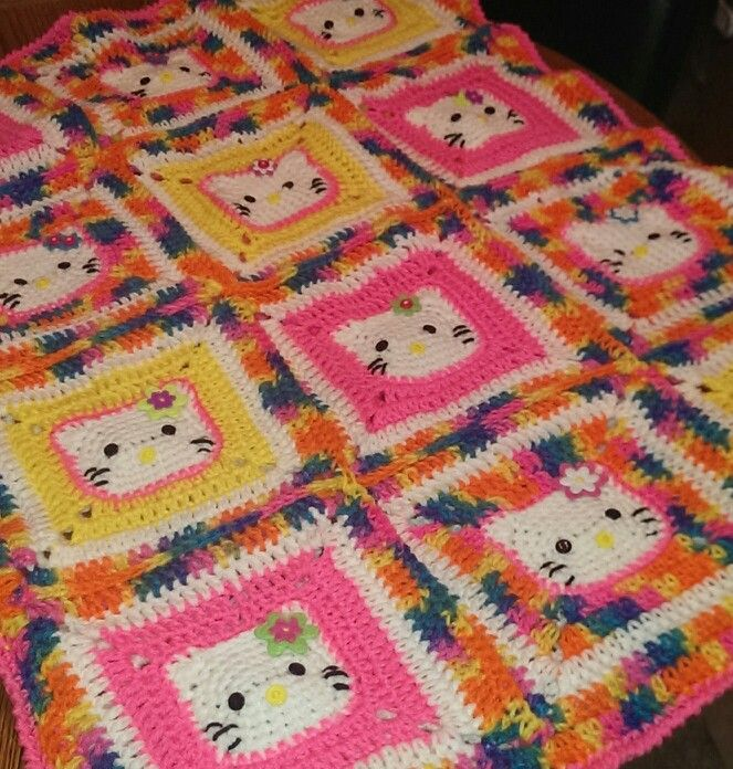17 Best images about Crochet hello kitty on Pinterest ...