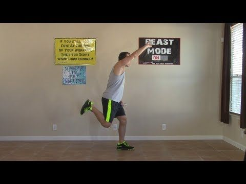 25 Min Beginner Cardio Workout - HASfit Low Impact Cardio Exercises - Easy Aerobic Workouts
