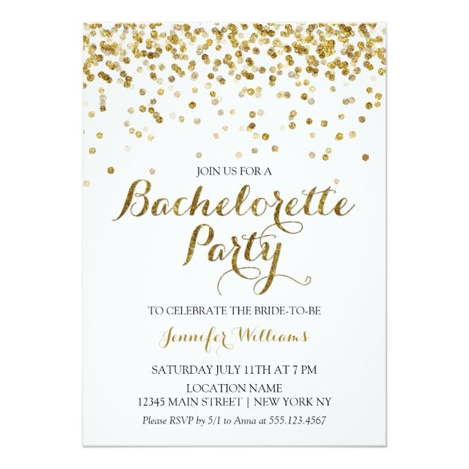 Best  Bachelorette Party Invitations Ideas On