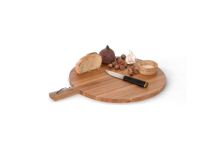 round serving board by Sands Made
