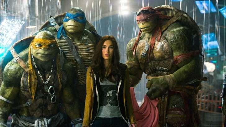 Megan Fox como April O'Neil en la secuela de 'Ninja Turtles'