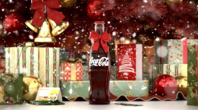 Coca Cola Christmas TVC From Lucan Visuals