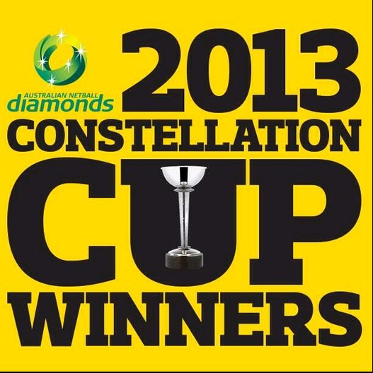 Congrats the Australian Netball Diamonds for retaining the Constellation Cup from the Kiwis!