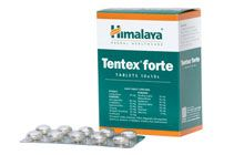 Tentex Forte provides confidence by improving libido, easing ability to achieve an erection.