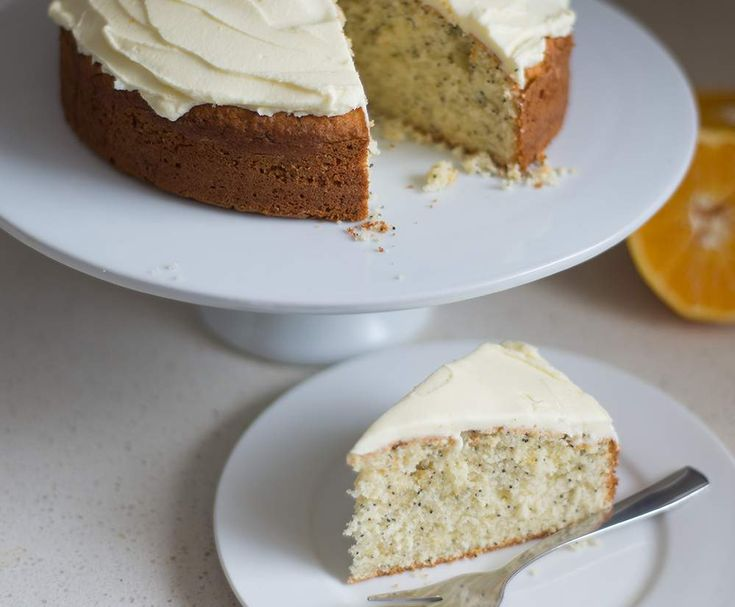 Recipe Orange Poppy Seed Cake by NicolePearce - Recipe of category Baking - sweet