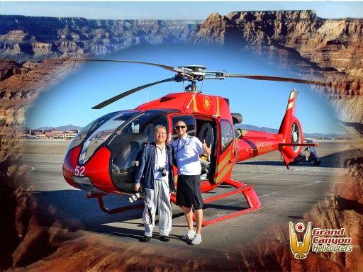 Las vegas helicopto tour