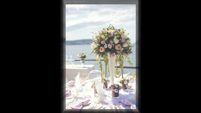 Dream wedding at the Athenian Riviera