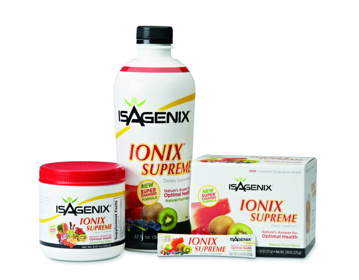 how to use isagenix while nursing