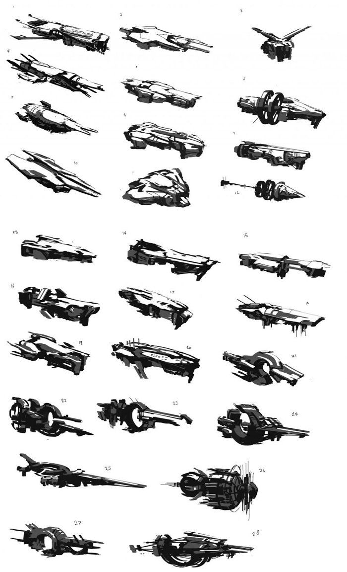 Elite Dangerous Capital Ship Thumbs, Josh Atack on ArtStation at https://www.artstation.com/artwork/elite-dangerous-capital-ship-thumbs
