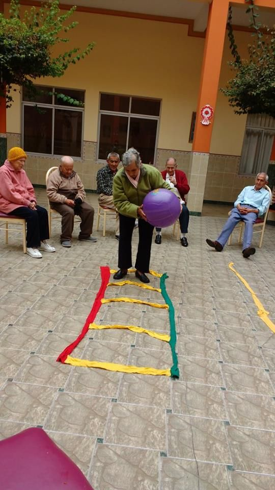 M s de 25 ideas incre bles sobre actividades de la tercera for Asilo de ancianos pdf