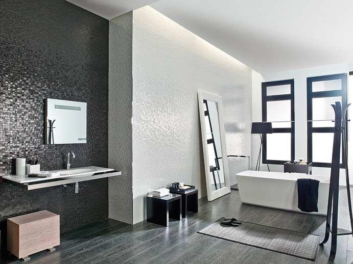 Baños Estilo Toscano:PORCELANOSA Tile Bathroom Modern