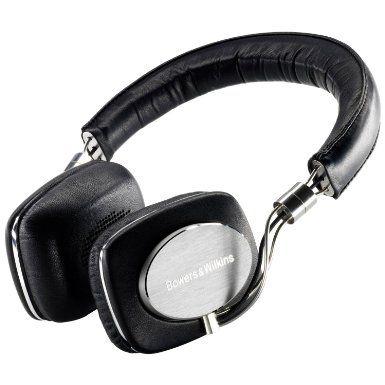 B&W P5 HiFi-Kopfhörer Metall/Echtleder schwarz: Amazon.de: Elektronik