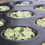 Mini Zucchini Cheese Bites