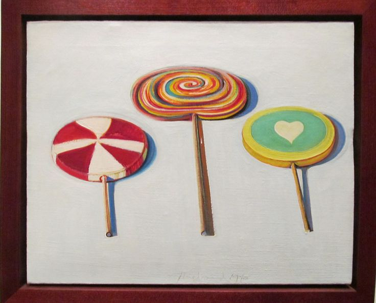 Pictures From Wayne Thiebaud | Wayne Thiebaud