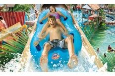 Alton Towers Waterpark family ticket, half-price!- �24.00