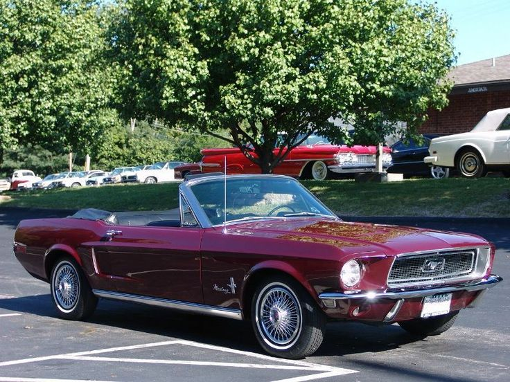 1968 Ford Mustang 289 - Findinvest