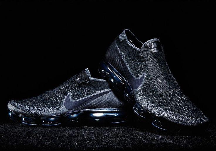 NIKElab and comme des garçons present new vapormax sneaker   Shoes ...