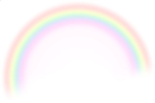 Lindo png de arcoriris esta precioso <3